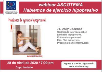 Protegido: Webinar Hablemos del ejercicio Hipopresivo