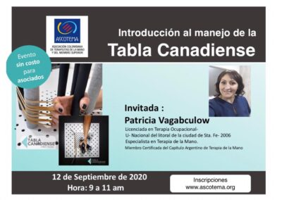 Protegido: Webinar Tabla Canadiense